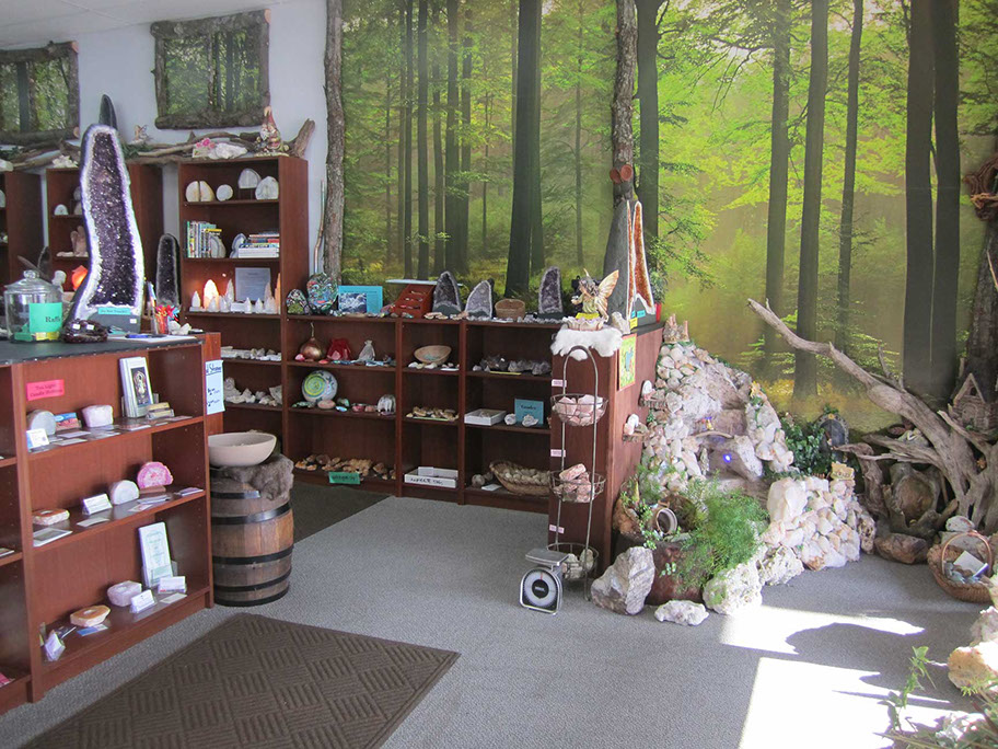 Crystal Earth Rock Shop ::Home
